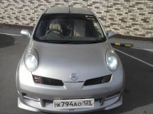 Nissan March, 2003