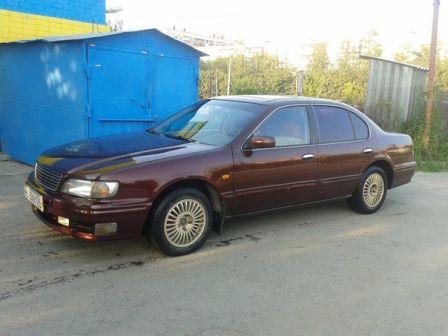 Nissan Maxima 1997 - отзыв владельца
