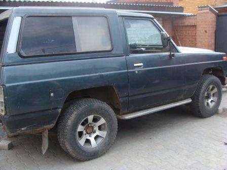 Nissan Patrol 1984 - отзыв владельца