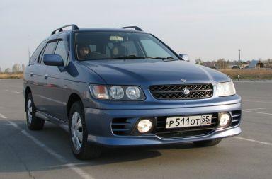 Nissan R'nessa 1999 отзыв автора | Дата публикации 09.07.2013.
