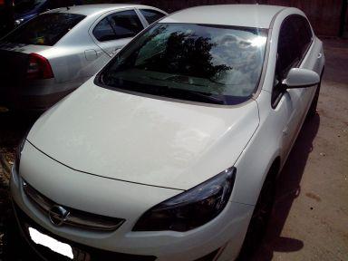 Opel Astra 2013 отзыв автора | Дата публикации 03.07.2013.