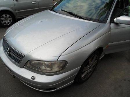 Opel Omega 1999 - отзыв владельца