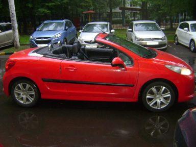 Peugeot 207 2007 отзыв автора | Дата публикации 19.07.2013.