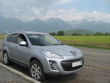 Peugeot 4007 2012 отзыв автора | Дата публикации 19.02.2013.