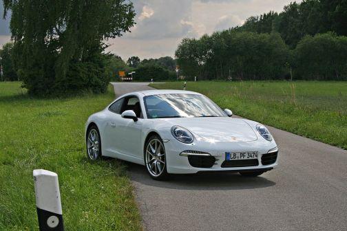Porsche 911 2013 - отзыв владельца