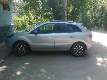 Renault Koleos 2011 - отзыв владельца