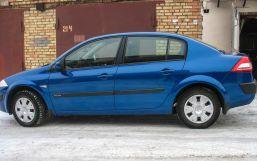Renault Megane 2006 отзыв владельца | Дата публикации: 03.07.2013