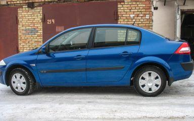 Renault Megane 2006 отзыв автора | Дата публикации 03.07.2013.