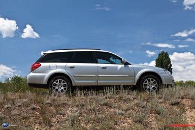 Subaru Outback, 2006