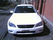 Toyota Altezza 1999 отзыв владельца | Дата публикации: 07.08.2013