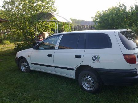Toyota Caldina 1993 - отзыв владельца