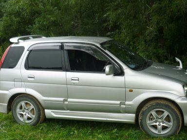 Toyota Cami 2001 отзыв автора | Дата публикации 06.07.2013.