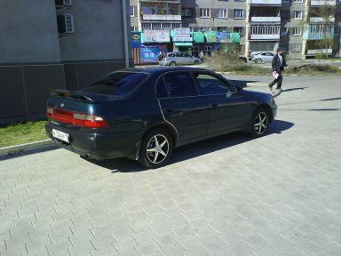 Toyota Corona 1993 отзыв автора | Дата публикации 15.07.2013.