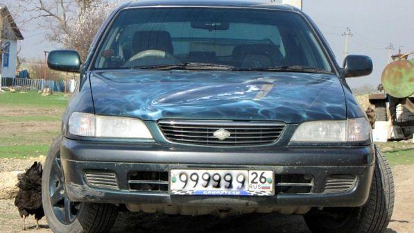 Toyota Corona Premio 1999 - отзыв владельца