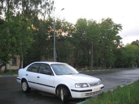 Toyota Corsa  - отзыв владельца