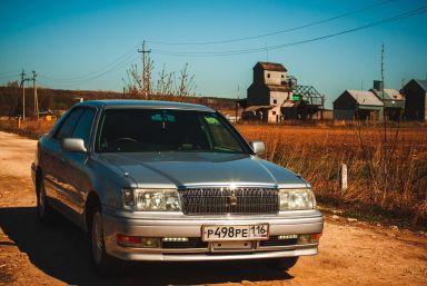 Toyota Crown 1998 отзыв автора | Дата публикации 24.08.2013.
