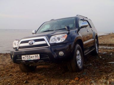 Toyota Hilux Surf, 2006