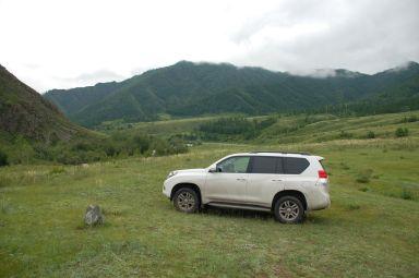 Toyota Land Cruiser Prado, 2012