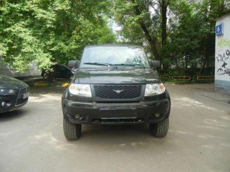 УАЗ 3151 2009 - отзыв владельца