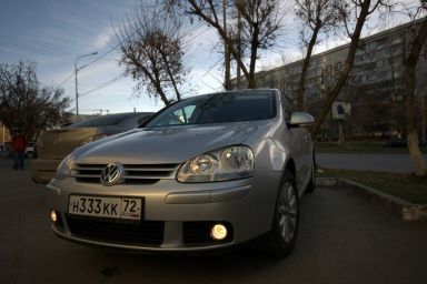 Volkswagen Golf, 2008