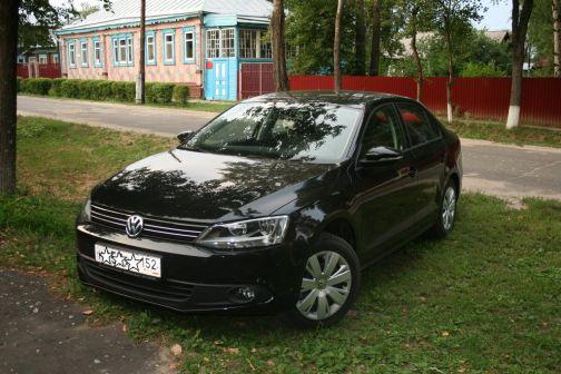 Volkswagen Jetta 2012 - отзыв владельца