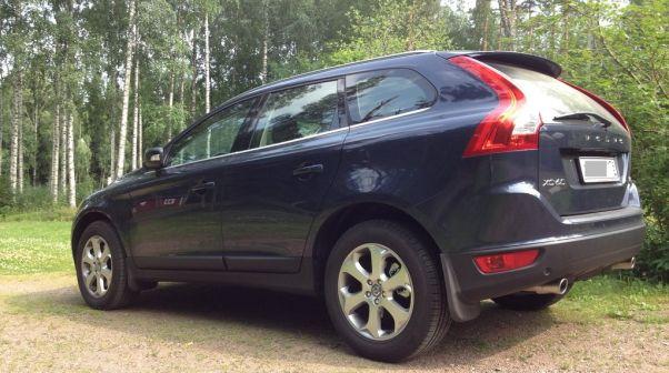 Volvo XC60 2013 - отзыв владельца