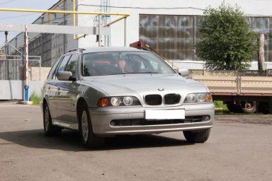 BMW 5-Series 2000 отзыв автора | Дата публикации 13.08.2013.