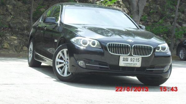 BMW 5-Series 2011 - отзыв владельца