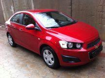Chevrolet Aveo 2012 отзыв автора | Дата публикации 10.09.2013.