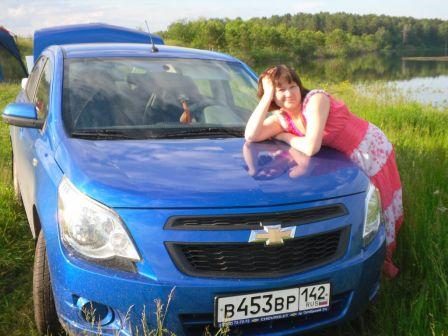 Chevrolet Cobalt 2013 - отзыв владельца