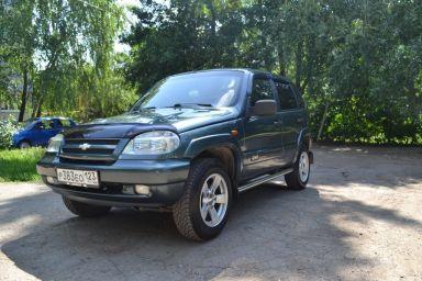 Chevrolet Niva, 0
