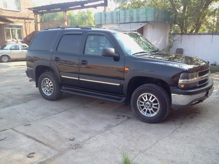 Chevrolet Tahoe 2006 - отзыв владельца