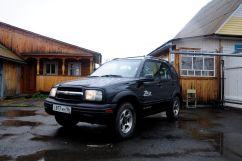 Chevrolet Tracker, 2002