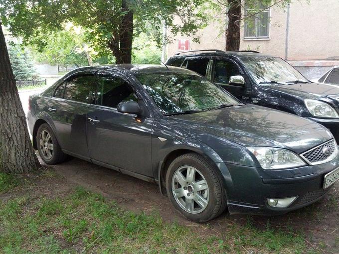 фото бензонасоса форд мондео 4 2011г