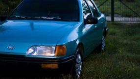 Ford Sierra, 1988