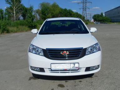 Geely Emgrand EC7, 2013