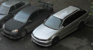 Honda Accord 1998 отзыв автора | Дата публикации 12.08.2013.