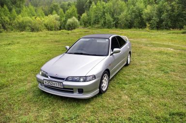 Honda Integra 1996 отзыв автора | Дата публикации 11.08.2013.