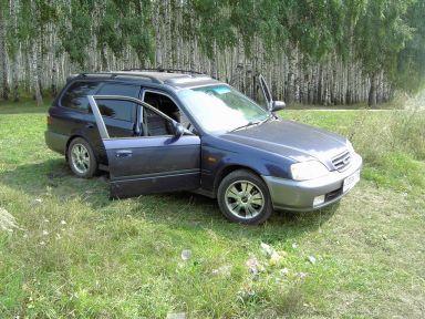 Honda Orthia 1996 отзыв автора | Дата публикации 02.06.2013.