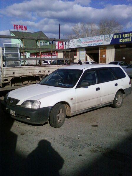 Honda Partner 2003 - отзыв владельца