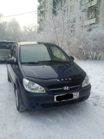 Hyundai Getz, 2009
