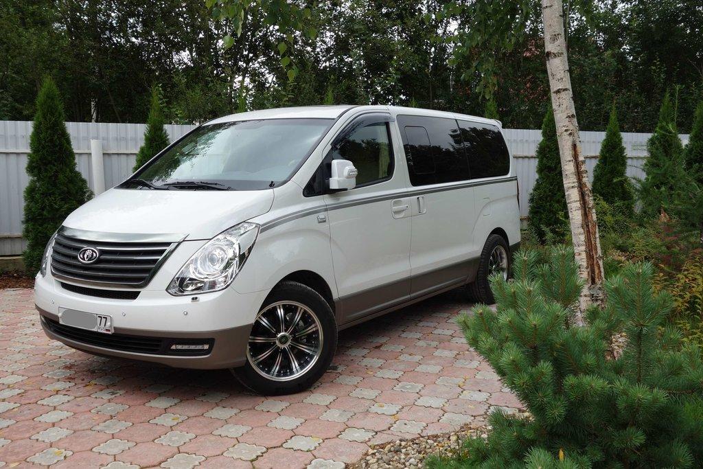 микроавтобусы hyundai grand starex отзывы