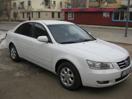 Hyundai Sonata 2006 - отзыв владельца