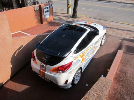 Hyundai Veloster 2012 - отзыв владельца