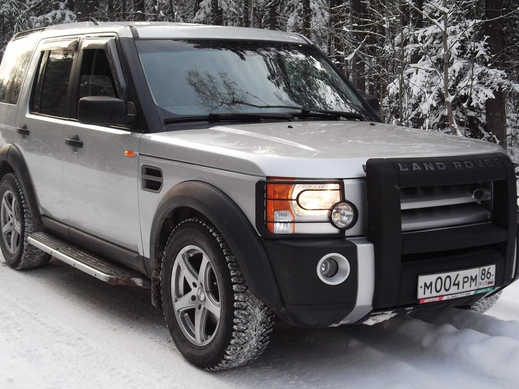 Land rover discovery 3 запчасти