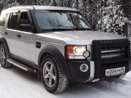 Land Rover Discovery 2005 - отзыв владельца