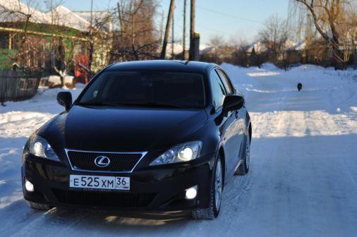 Lexus IS250 2006 - отзыв владельца