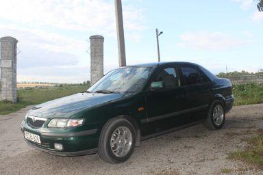 Mazda 626, 1999
