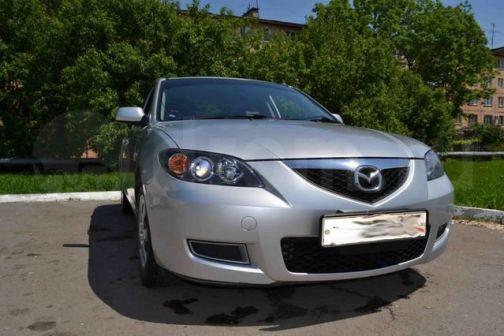 Mazda Axela 2008 - отзыв владельца