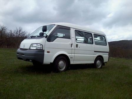 Mazda Bongo 2006 - отзыв владельца